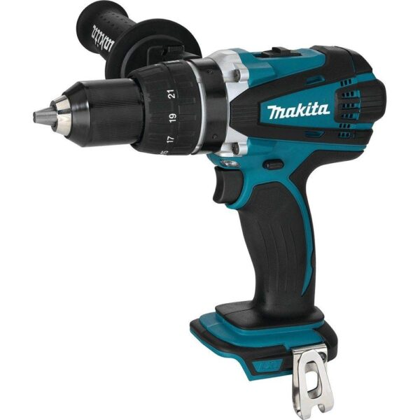 Makita 18-Volt LXT Lithium-Ion 1/2 in. Cordless Driver/Drill (Tool-Only)