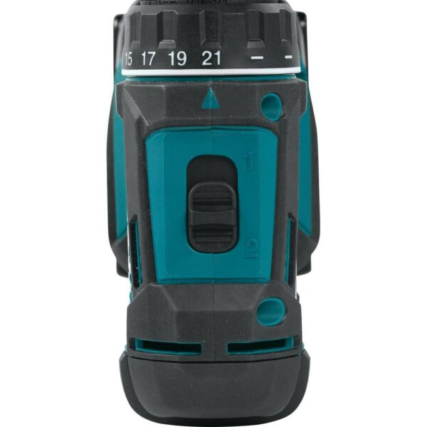 Makita 1.5 Ah 18-Volt LXT Lithium-Ion Compact Cordless 1/2 in. Driver Drill Kit