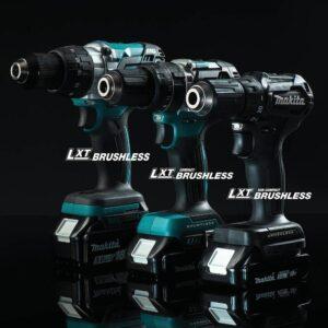 Makita 18-Volt LXT Sub-Compact Brushless 1/2 in. Driver-Drill Kit with bonus 18-Volt LXT Cordless L.E.D. Flashlight