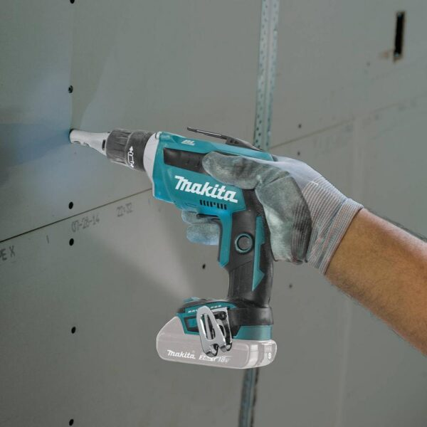 Makita 18-Volt LXT Lithium-Ion Brushless Cordless Drywall Screwdriver (Tool Only)