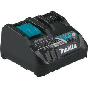 Makita 18-Volt LXT/12-Volt MAX CXT Lithium-Ion Rapid Optimum Charger