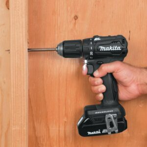 Makita 18-Volt LXT Lithium-Ion Sub-Compact Brushless Cordless 2-piece Combo Kit (Driver-Drill/ Impact Driver) 2.0Ah