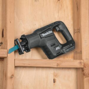 Makita 18V LXT Sub-Compact Brushless Recipro Saw, 3/8 in. Impact Wrench and 1/2 in. Impact Wrench w/ bonus 18V LXT Starter Pack