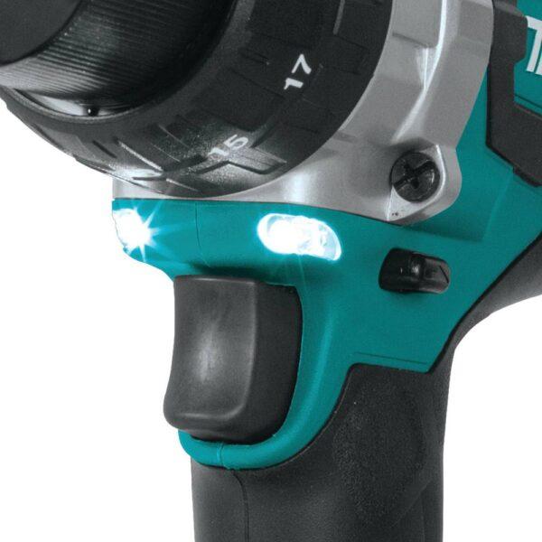 Makita 18V LXT Brushless Cordless 2-piece Combo Kit (Hammer Drill/ Impact Driver) 5.0Ah/Bonus 18V 5.0Ah LXT Lithium-Ion Battery