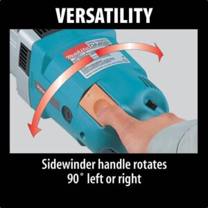 Makita 10 Amp 1/2 in. 2-Speed Reversible Angle Drill