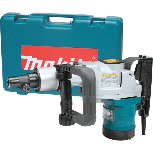 Makita 11 Amp 2 in. Corded Spline Shank Concrete/Masonry Rotary Hammer Drill with Side Handle D-Handle and Hard Case