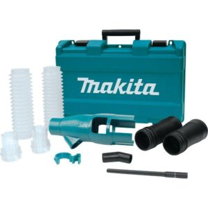Makita Dust Extraction Attachment, SDS-MAX, Drilling and Demolition