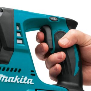 Makita 18-Volt LXT Lithium-Ion 1 in. Brushless Cordless SDS-Plus Concrete/Masonry Rotary Hammer Drill with (2) Batteries 5.0Ah
