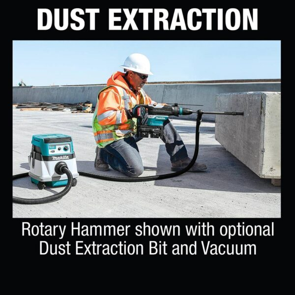 Makita 18-Volt X2 LXT Lithium-Ion 36-Volt Cordless 1-9/16 in. Rotary Hammer Kit, accepts SDS-MAX bits, with AWS
