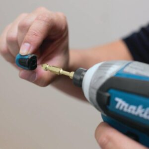 Makita Impact GOLD Double-Ended Power Bits with Mag Boost (7-Piece)