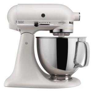 KitchenAid Artisan Series 5 Qt. 10-Speed Tilt-Back Stand Mixer - Matte Milkshake