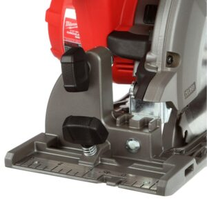 Milwaukee M18 FUEL 18V 6-1/2 in. Brushless Cordless Circular Saw & M18 FUEL HACKZALL Reciprocating Saw w/ (2) M18 6.0Ah Batteries
