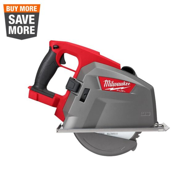 Milwaukee M18 FUEL 18-Volt 8 in. Lithium-Ion Brushless Cordless Metal Cutting Circular Saw (Tool-Only)
