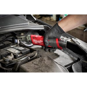 Milwaukee M12 FUEL 12-Volt Lithium-Ion Brushless Cordless 1/2 in. Ratchet & Multi-Tool Combo Kit with (1) 2.0Ah Battery & Charger