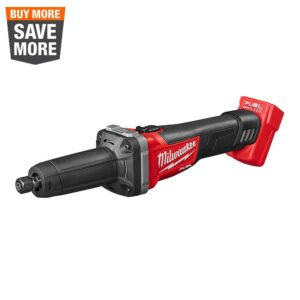 Milwaukee M18 FUEL 18-Volt Lithium-Ion Brushless Cordless 1/4 in. Die Grinder (Tool-Only)