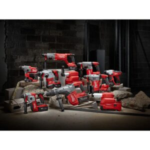 Milwaukee SDS Max Chisel Boot