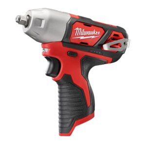 Milwaukee M12 12-Volt Lithium-Ion Cordless 3/8 in. Impact Wrench (Tool-Only)