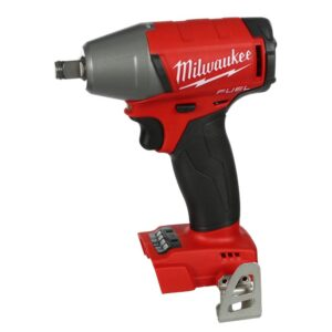 Milwaukee M18 FUEL 18-Volt Lithium-Ion Brushless Cordless 1/2 in. Impact Wrench with Friction Ring (Tool-Only)
