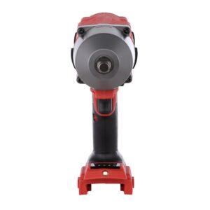 Milwaukee M18 FUEL ONE-KEY 18-Volt Lithium-Ion Brushless Cordless 1/2 in. Impact Wrench with Friction Ring With Protective Boot