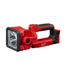 Milwaukee M18 18-Volt 1250 Lumens Lithium-Ion Cordless Search Light (Tool-Only)