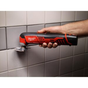 Milwaukee M12 12-Volt Lithium-Ion Cordless Oscillating Multi-Tool (Tool-Only)