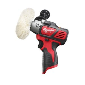 Milwaukee M12 12-Volt Lithium-Ion Cordless Variable Speed Polisher/Sander (Tool-Only)