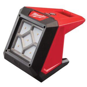 Milwaukee M12 12-Volt Lithium-Ion Cordless Sub-Compact Band Saw XC Kit with M12 LED Flood Light