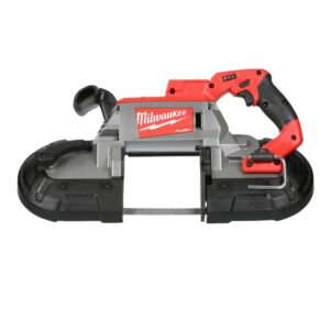 Milwaukee M18 FUEL 18-Volt Lithium-Ion Brushless Cordless Deep Cut Band Saw (Tool-Only)