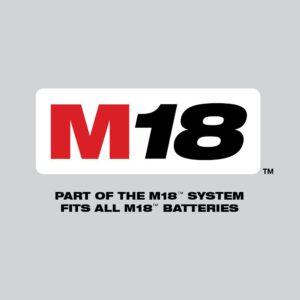 Milwaukee M18 18-Volt Lithium-Ion Cordless FORCE LOGIC 6-Ton Utility Crimping Kit with BG-D3 Jaw