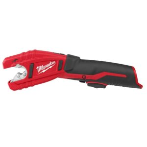 Milwaukee M12 12-Volt Lithium-Ion Cordless Copper Tubing Cutter (Tool-Only)