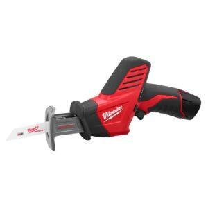 Milwaukee M12 12-Volt Lithium-Ion Cordless Copper Tubing Cutter Kit W/ M12 HACKZALL Reciprocating Saw