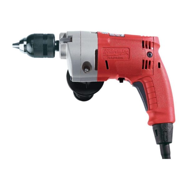 Milwaukee 1/2 in. 950 RPM Magnum Drill with All Metal Keyless Chuck