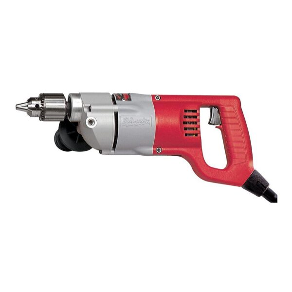 Milwaukee 1/2 in. 0-500 RPM D-Handle Drill