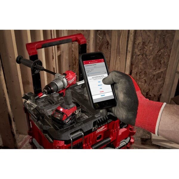 Milwaukee M18 FUEL ONE-KEY 18-Volt Lithium-Ion Brushless Cordless 1/2 in. Drill Driver (Tool-Only)