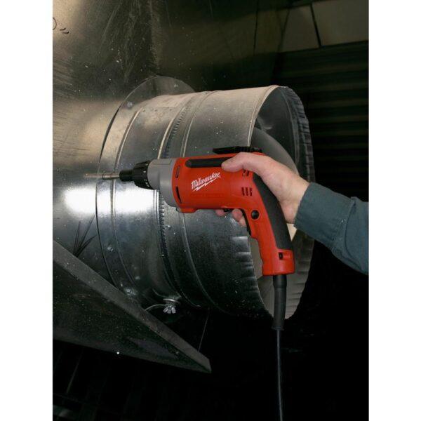 Milwaukee 1/4 in. Metal Fastening Adjustable Screwdriver