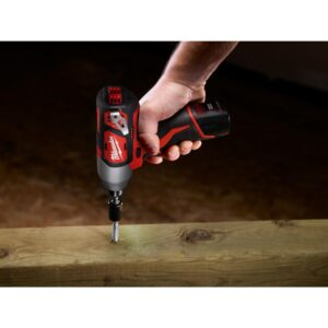 Milwaukee M12 12-Volt Lithium-Ion Cordless Drill Driver/Impact Driver Combo Kit (2-Tool)W/ Free M12 2.0Ah Compact Battery