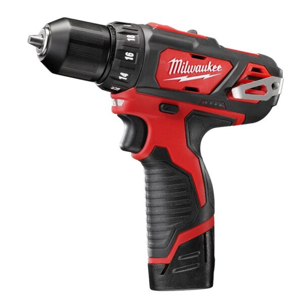 Milwaukee M12 12-Volt Lithium-Ion Cordless Combo Kit (3-Tool) with M12 Rotary Tool