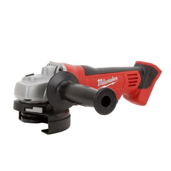 Milwaukee M18 18-Volt Lithium-Ion Cordless Combo Tool Kit (4-Tool) w/ 4-1/2 in. Cut-Off/Grinder and Multi-Tool