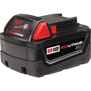 Milwaukee M18 18-Volt Lithium-Ion Cordless Combo Tool Kit (4-Tool) w/(2) 3.0Ah Batteries, (1) Charger, (1) Tool Bag