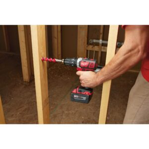 Milwaukee M18 18-Volt Lithium-Ion Cordless Combo Tool Kit (6-Tool) w/ Two Additional 5.0 Ah Batteries