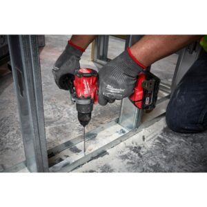 Milwaukee M18 FUEL 18-Volt Lithium-Ion Brushless Cordless Combo Kit (3-Tool) w/(2) 5Ah Batteries, Charger and Tool Bag