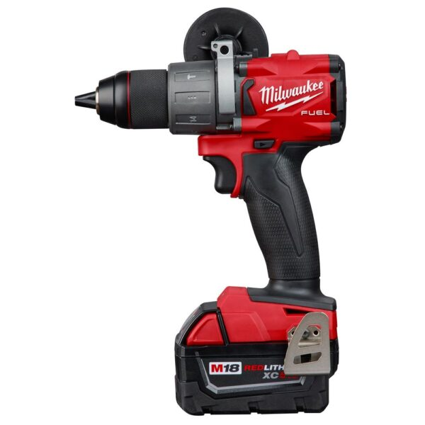 Milwaukee M18 FUEL 18-Volt Lithium-Ion Brushless Cordless Combo Kit (5-Tool) with M18 FUEL Deep Cut Band Saw