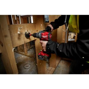 Milwaukee M18 FUEL 18-Volt Lithium-Ion Brushless Cordless Combo Kit (7-Tool) W/ (2) 5.0 Ah Batteries, (1) Charger, (2) Tool Bags