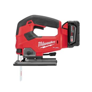 Milwaukee M18 FUEL 18-Volt Lithium-Ion Brushless Cordless Combo Kit (7-Tool) with Two 5.0 Ah Batteries and M18 FUEL Jigsaw