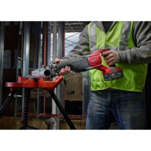 Milwaukee M18 18-Volt Lithium-Ion Cordless SAWZALL Reciprocating Saw (Tool-Only)