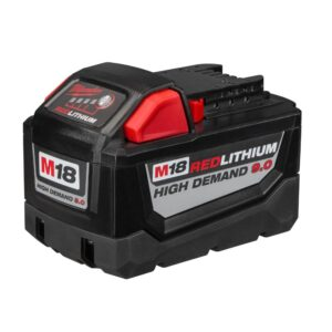 Milwaukee M18 FUEL ONE-KEY 18-Volt Lithium-Ion Brushless Cordless SAWZALL Reciprocating Saw Kit with Two 9.0Ah Batteries