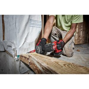 Milwaukee M18 FUEL ONE-KEY 18-Volt Lithium-Ion Brushless Cordless SAWZALL Reciprocating Saw (Tool-Only)