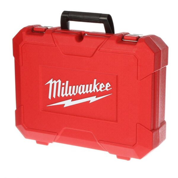 Milwaukee M18 18-Volt Lithium-Ion Cordless 1/4 in. 2-Speed Right Angle Impact Driver Kit w/(1) 1.5Ah Batteries, Charger, Hard Case