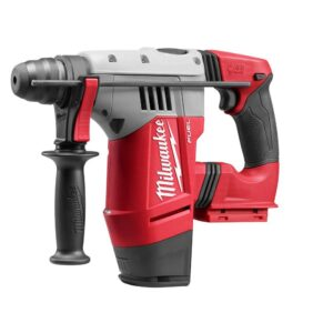 Milwaukee M28 FUEL 28-Volt Lithium-Ion Brushless Cordless 1-1/8 in. SDS-Plus Rotary Hammer (Tool-Only)
