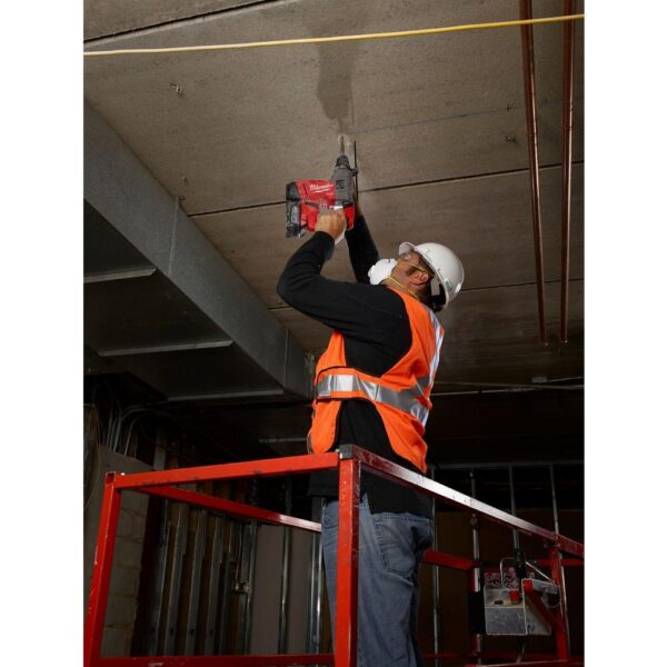 Milwaukee M18 FUEL 18-Volt Lithium-Ion Brushless Cordless 1-1/8 in. SDS-Plus Rotary Hammer (Tool-Only)